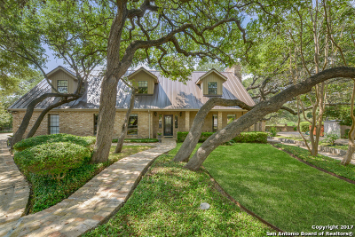 San Antonio Single Family Home For Sale: 3514 Elm Knoll St
