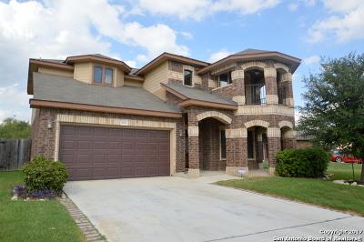San Antonio Single Family Home New: 8303 Grissom Pass