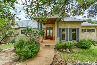 Boerne Single Family Home New: 635 Waterstone Pkwy