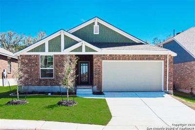 San Antonio Single Family Home New: 2526 Golden Rain