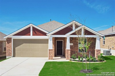 San Antonio Single Family Home New: 2515 Golden Rain
