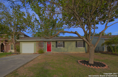 San Antonio Single Family Home New: 86 Wonder Pkwy