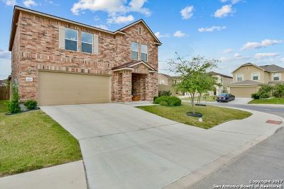 San Antonio Single Family Home New: 9175 Wind Ter