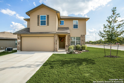 San Antonio Single Family Home New: 11522 Goat Peak