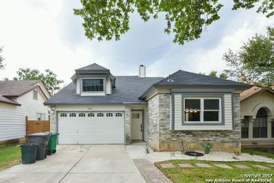 San Antonio Single Family Home New: 13043 Beacon Park Dr