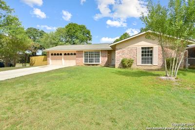 San Antonio Single Family Home New: 6843 Spring Hurst St