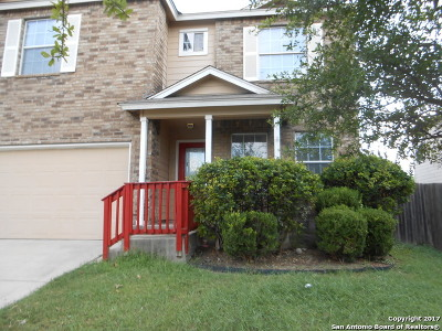 San Antonio Single Family Home New: 7122 Sun Valley