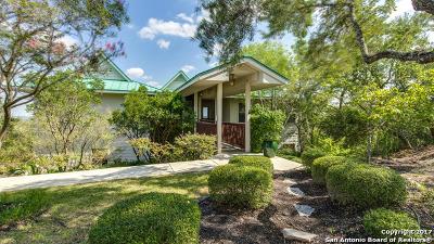 Boerne Single Family Home For Sale: 26714 Karsch Rd