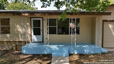 San Antonio Single Family Home New: 2911 Kaiser Dr
