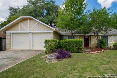 San Antonio Single Family Home New: 7843 Misty Park St