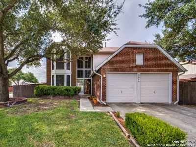 San Antonio Single Family Home New: 5822 Lake Placid