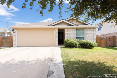 San Antonio Single Family Home New: 542 Bridle Rdg