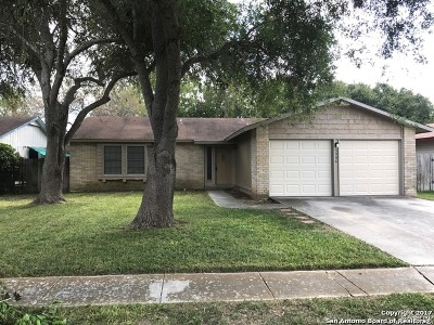 San Antonio Single Family Home New: 5906 Moores Crk