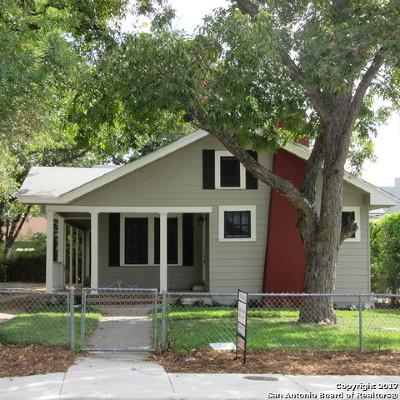 San Antonio Single Family Home New: 606 W Elsmere Pl