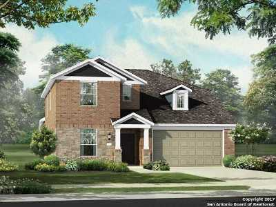 San Antonio Single Family Home New: 14806 Costa Leon