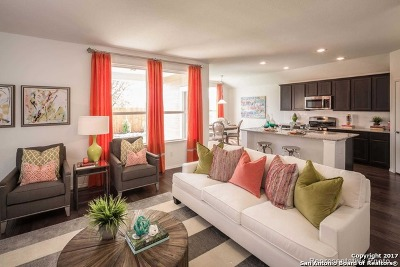 San Antonio Single Family Home New: 2511 Golden Rain