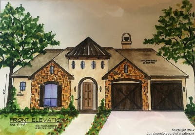 New Braunfels TX Single Family Home New: $425,000