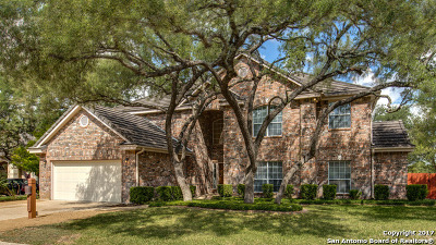 San Antonio Single Family Home New: 15643 Mission Crest