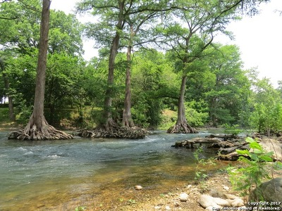 Comal County Residential Lots & Land For Sale: 1330 River Place