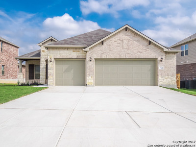 Schertz Single Family Home Price Change: 4924 Battle Lake