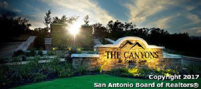San Antonio Residential Lots & Land Back on Market: 23509 Edens Cyn