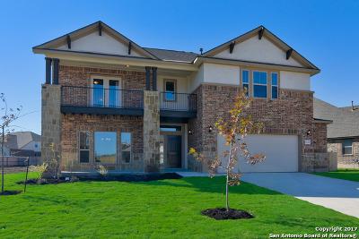 San Antonio Single Family Home New: 9135 Highland Star