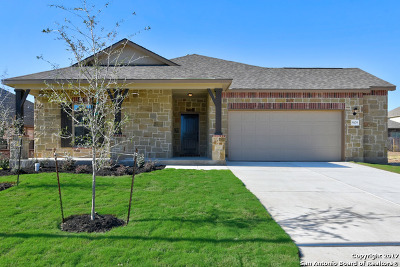 San Antonio TX Single Family Home New: $302,344