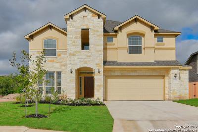 San Antonio TX Single Family Home New: $372,012