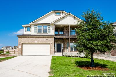 San Antonio Single Family Home New: 12607 Neville Ranch