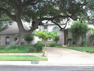 San Antonio TX Single Family Home New: $424,900