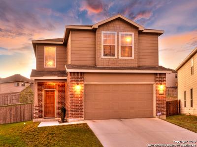 San Antonio Single Family Home New: 3807 Hickory Arch