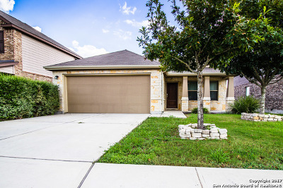 Cibolo TX Single Family Home For Sale: $205,000