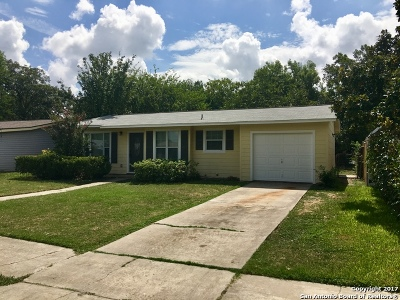 San Antonio Single Family Home New: 118 Marchmont Ln