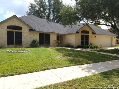 San Antonio Single Family Home New: 7632 Linkmeadow St