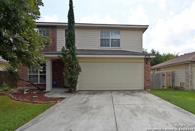 San Antonio TX Single Family Home New: $160,900