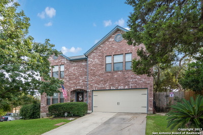 San Antonio Single Family Home New: 15703 Lomita Creek Dr
