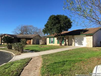 Single Family Home For Sale: 5603 Green House St