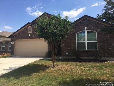 San Antonio Single Family Home New: 5318 Gemsbuck Chase