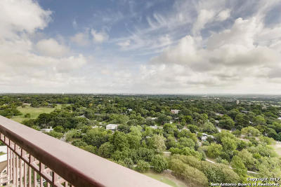 San Antonio Condo/Townhouse New: 1 Towers Park Ln #1702
