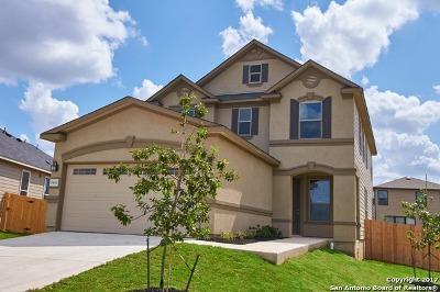 San Antonio Single Family Home New: 8443 Cordova Point