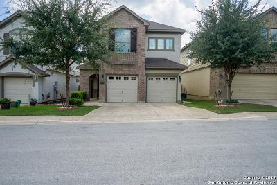 San Antonio Single Family Home For Sale: 1318 Cresswell Cv