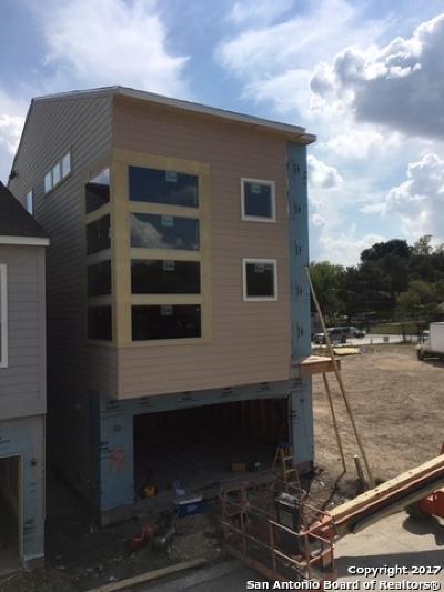 San Antonio Single Family Home New: 3839 Harry Wurzbach #18