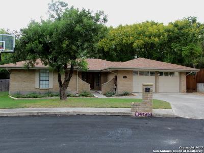 Single Family Home New: 15710 Otter Trl