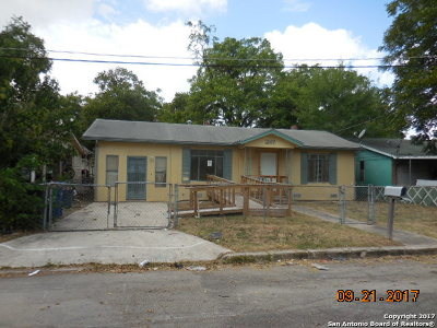 Single Family Home For Sale: 247 Acapulco Drive