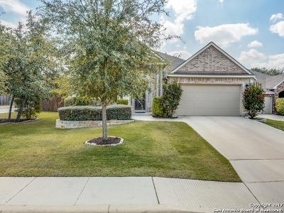 San Antonio Single Family Home New: 3307 Collin Cv