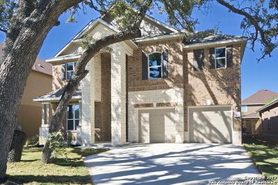 San Antonio Single Family Home New: 11406 Sawyer Vly