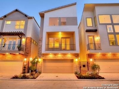 Single Family Home New: 3839 Harry Wurzbach Residence #6
