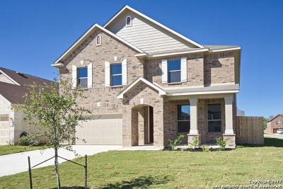 San Antonio Single Family Home New: 11326 Sawyer Vly