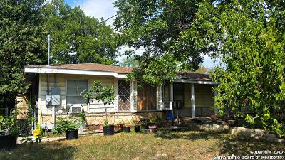 San Antonio Single Family Home New: 367 & 371 Rosebud Ln
