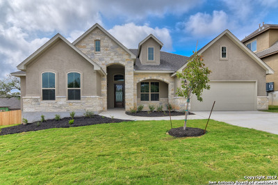 Bexar County, Comal County, Guadalupe County Single Family Home For Sale: 6518 Stearin Way